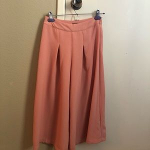 LoveCulture Blush Culotte Pants